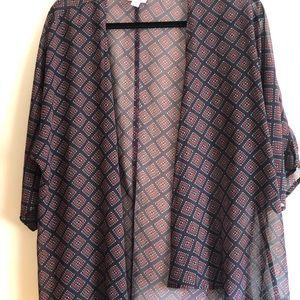 Lularoe Kimono